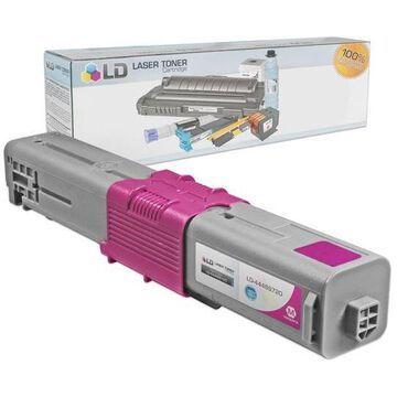 Compatible Okidata Type C17 / 44469720 High Yield Magenta Laser Toner Cartridge