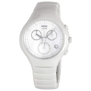 Rado Women's True Jubile White Dial Watch - R27832702