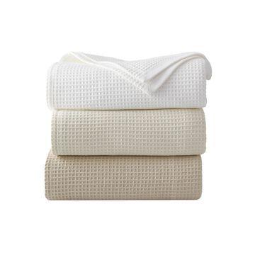 Full/Queen Waffleweave Blanket