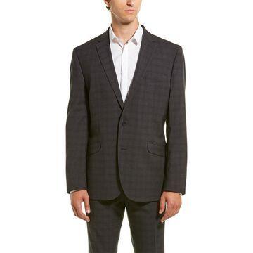 Kenneth Cole Reaction Mens The Ready Flex Suit