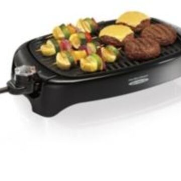 Hamilton Beach Health Smart Indoor/Outdoor Grill