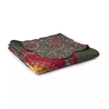 Donna Sharp Spice Postage Throw, Multicolor