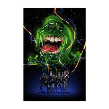 Noir Gallery Ghostbusters Unframed Art Print/Poster
