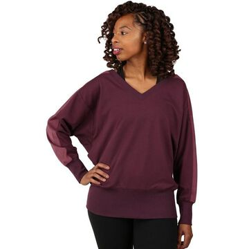 Women's Soybu Solitude Dolman Long Sleeve Sweatshirt