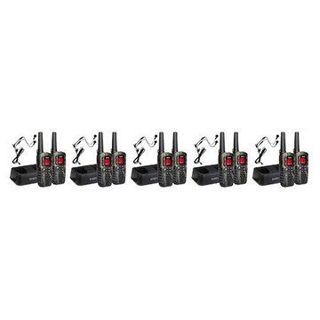 Uniden SX377-2CKHSM - 10-Pack 37-Mile 2-Way GMRS Radios