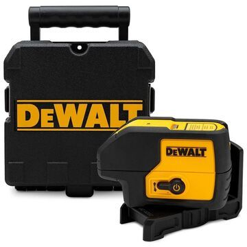 DEWALT 3-Beam Laser Pointer (Yellow/Black)