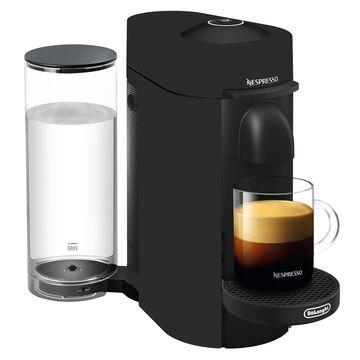 Nespresso Matte Black Limited Edition VertuoPlus Coffee And Espresso Maker