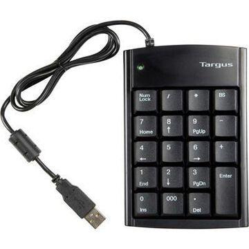 Targus PAUK10U Ultra Mini USB Keypad