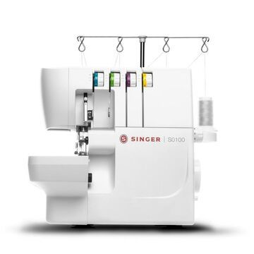 SINGER S0100 Serger with 2-3-4 Threading, Differential Feed and Free Arm