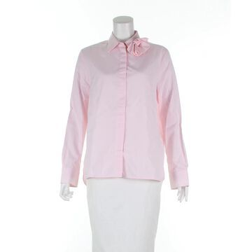 Victoria Beckham Pink Cotton Tops