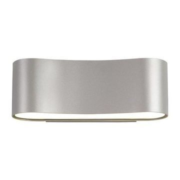 Sonneman LED Sconce, Bright Satin Aluminum