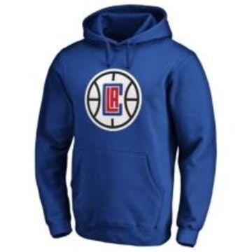 Majestic Los Angeles Clippers Men's Halpert Primary Logo Hoodie