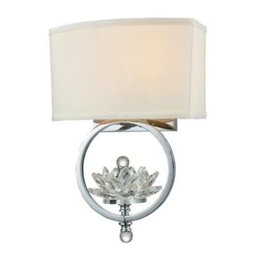 Dale Tiffany Noble Crystal Wall Sconce