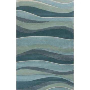 KAS Rugs Eternity Ocean Landscapes Textured Area Rug