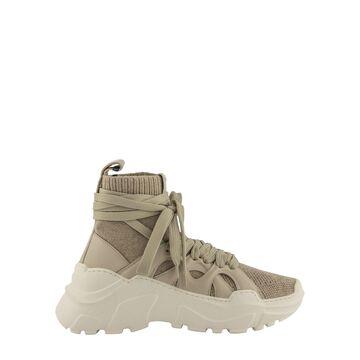 Agnona 2.28 Cashmere Sneakers