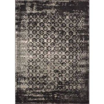 Well Woven Sydney Vintage Manchester Modern Distressed Area Rug