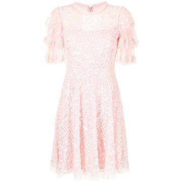 Seren sequin-embellished dress