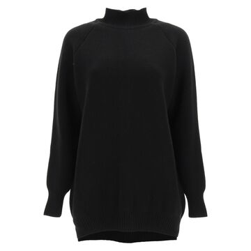 Simone Rocha Turtleneck Sweater With Back Buttons