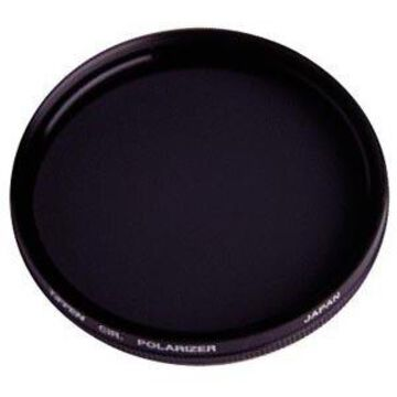 Tiffen 77mm Circular Polarizing Glass Filter - 3.03