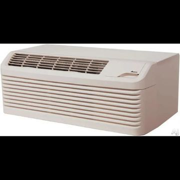 Amana 9,000 BTU Packaged Terminal Air Conditioner w/ 3.5 kW Electric Heater & DigiSmart Control System & Sea Coast Corrosion Protection - PTC093G35CX