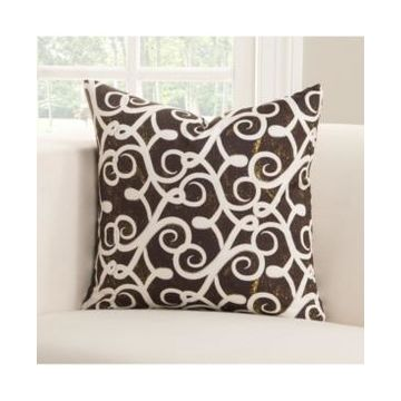 "Siscovers Sabine Decorative Pillow, 16"" x 16"""