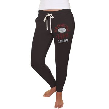San Francisco 49ers Junk Food Women's Sunday Sweatpants - Black