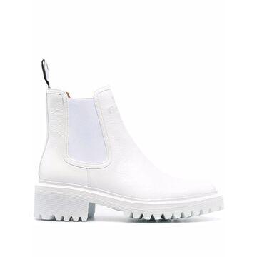 Church's Boots White