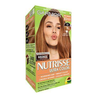 Garnier Nutrisse Ultra Color Hair Colour, Medium Bronde B2