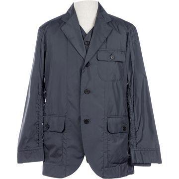 Issey Miyake Grey Synthetic Jackets