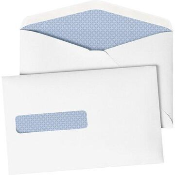 Quality Park, QUA90063, Postage Saving Window Envelopes, 500 / Box, White