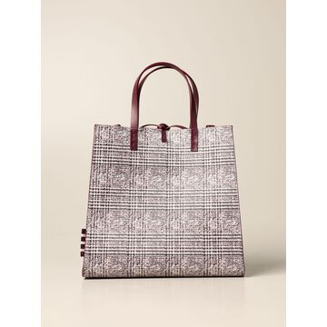 Felicia Manila Grace Handbag In Synthetic Leather With Print