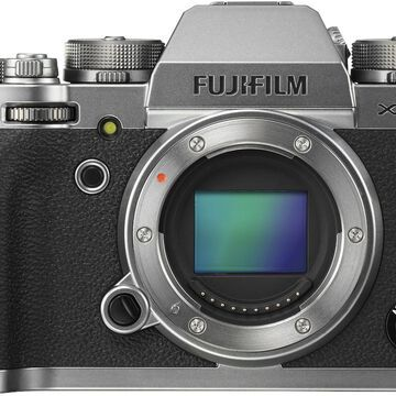 Fujifilm X-T2 Mirrorless Digital Camera (Graphite Silver)