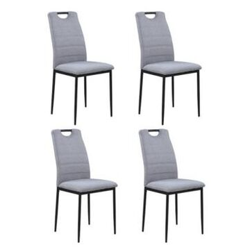Chintaly Helga Handle-Back Side Chair, Set of 4