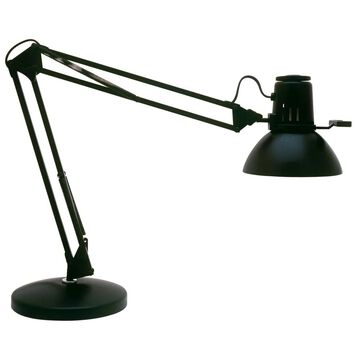 Dainolite 36-inch Task Lamp with Heavy Base