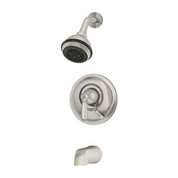 Symmons S-4702 2.5 GPM Tub and Shower Trim with Integrated Diverter