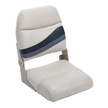 Wise BM1147-986 Premier Series Pontoon High Back Seat