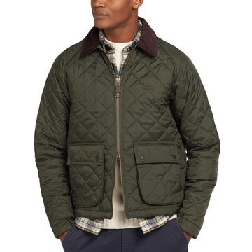 Barbour Men's Dom Box Quilted Jacket
