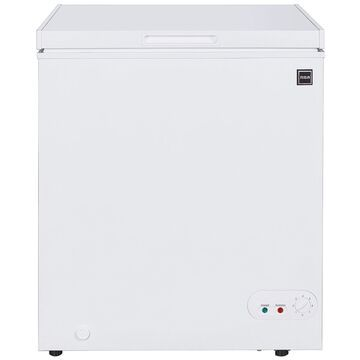 RCA 5-Cubic Foot Chest Freezer