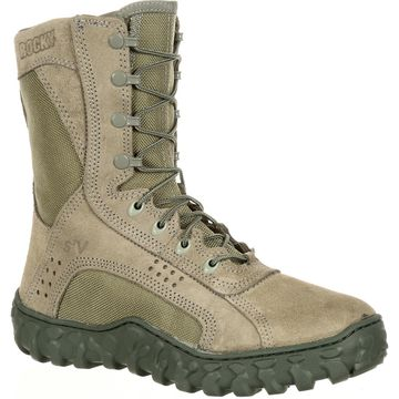 Rocky Boot S2V Sage Green Military Boot, style #FQ0000103