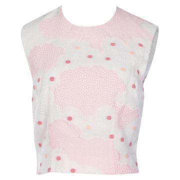 Simone Rocha \N Pink Synthetic Tops