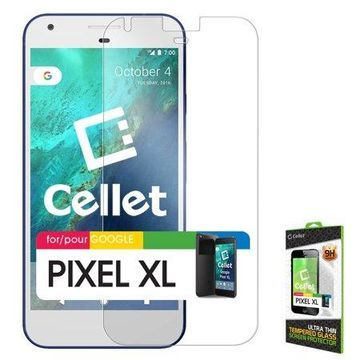 Cellet Premium Tempered Glass Screen Protector for Google Pixel XL (0.3mm)