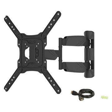 LCD LED TV Wall Mount with 6 ft 4K HDMI Cable