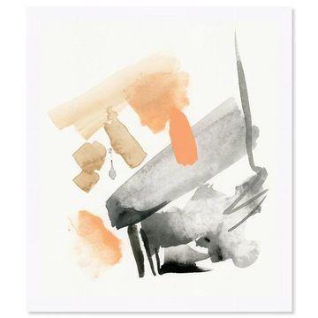 Oliver Gal 'Strings'Framed Art