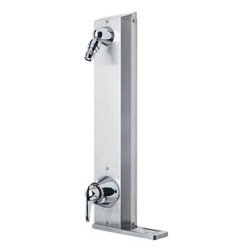 Symmons 1-901S-1.5 1.5 GPM Shower System Tower with Soap Dish