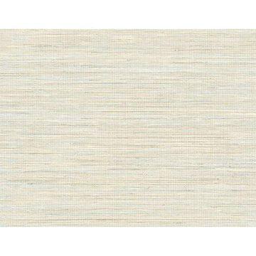 Kenneth James Baja Grass Blue Texture Wallpaper