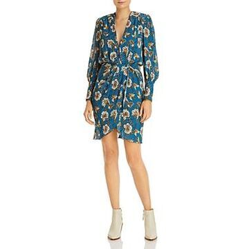 Derek Lam 10 Crosby Freya Floral Print Dress