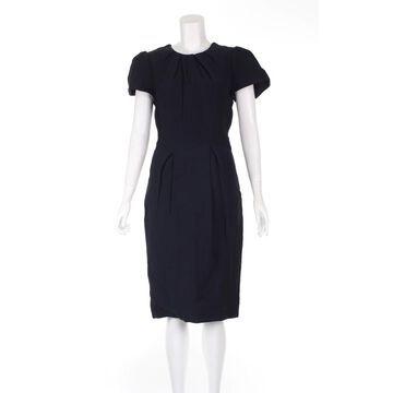 Roksanda Navy Viscose Dresses