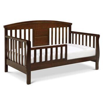 DaVinci Elizabeth II Convertible Toddler Bed, Multiple Colors