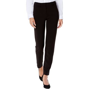 XOXO Womens Dress Solid Skinny Pants