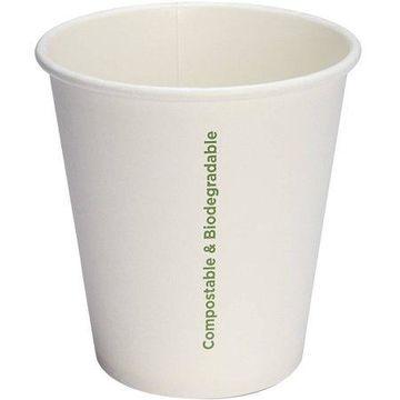Genuine Joe Compostable Paper Cups, 10 oz, 1000 count, GJO10214CT